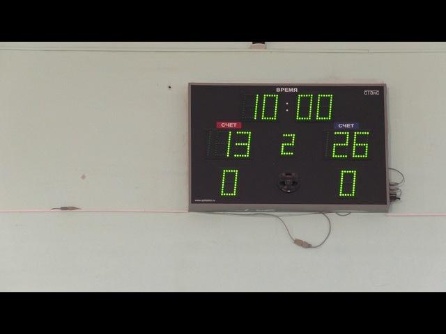 PR25.ru - Тосно-2. 1 половина. Чемпионат ТР 2017 г. 02.07.2017 г.