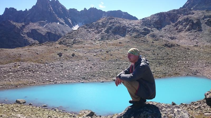 озера тебердинского хребта
