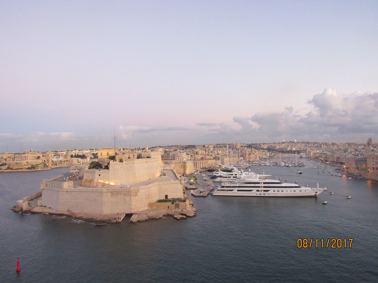 Круиз по Средиземному морю на лайнере MSC Meraviglia