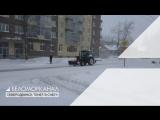 Северодвинск тонет в снегу? TV29.RU (Северодвинск)