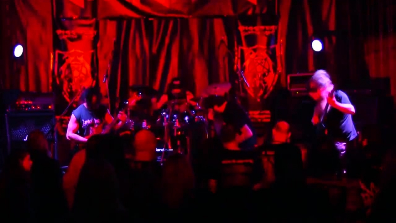 Carnal - Silhouettes Of My Concubine (Live Gisborne Smashfest)