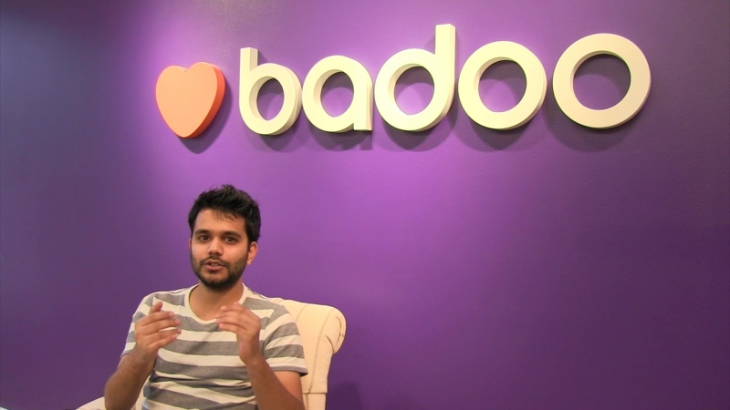 Rajdeep Varma (Badoo), welcome video