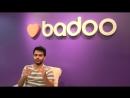 Rajdeep Varma (Badoo), welcome video