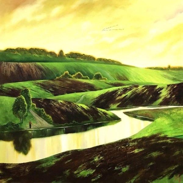Художник Наталья Климова (Natalia Klimova) родилась в Нижнем Новгороде в феврале 1991 года.