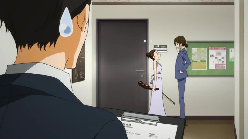 Твоя апрельская ложь / Shigatsu wa Kimi no Uso (1-6 серии)