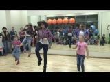 Ковбойский танец в С.С.С.Р. Балашиха