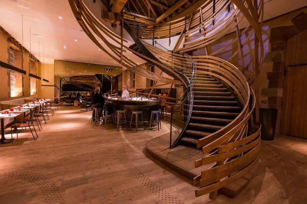 Ресторан Brasserie Les Haras, Франция