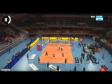 [VIDEO] «MIC Drop Remix» was played before the Eczacıbaşı VitrA vs Galatasaray