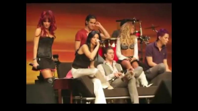 RBD - Live In Hollywood Bonus - 14 Galeria De Fotos