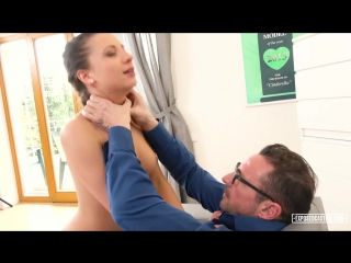 [exposedcasting.com / porndoepremium.com] therese bizzare - naughty czech babe therese bizzare eats jizz in steamy hard casting