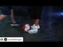 Любимый финт Роналдиньо!