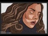 Рисунок в Adobe Photoshoop CC. Только Pen Tool