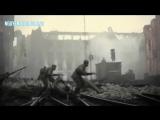 Взятие Берлина Советскими войсками в 1945 (в цвете)  (6 sec)