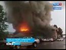 Торговый центр и клуб сгорели в Казачинско-Ленском районе