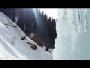 Проездом на ледянках к Бутаковскому водопаду. Guide Service Almaty.
