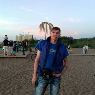 Дмитрий Серяпов