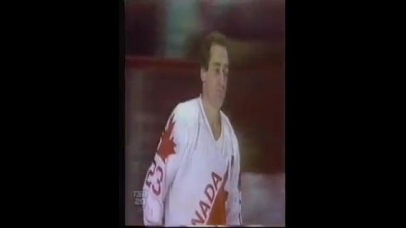 Кубок Канады. 1981год. Канада - СССР.