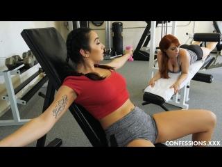 Karlee Grey, Penny Pax [PornMir, ПОРНО ВК, new Porn vk, HD 1080 Red Head, Big Tits, Lesbian, Big Ass]
