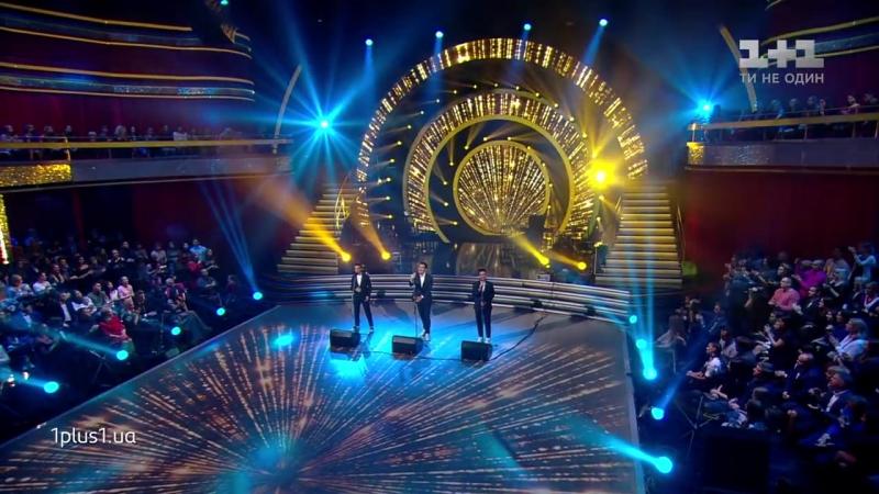 Il Volo - Grande Amore - Танці з зірками.