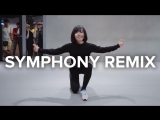 1Million dance studio Symphony - Clean Bandit (R3HAB Remix)  May J Lee Choreography