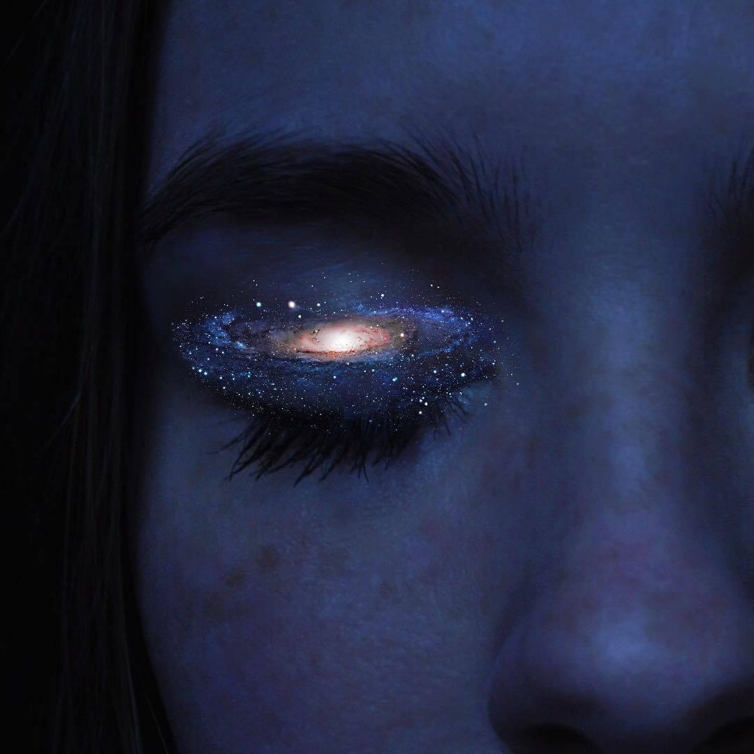 Звёздное небо и космос в картинках - Страница 4 CgafVEu6bfc