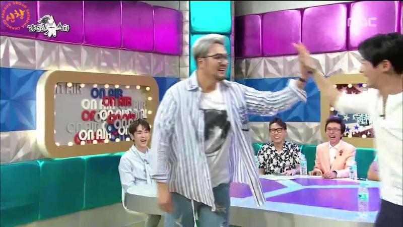 [FSG Shinhwa Changjo] Radio Star - Junjin, god, 1TYM