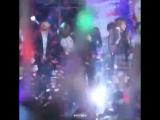 29.11.17 [Hero concert] Хёнбин (JBJ) и Зело (B.A.P)