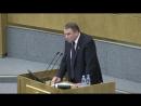 Выступление Петра Толстого по поводу отстранения Олимпийской сборной от Игр