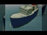 Песни из мультфильмов - Про катерок из мультфильма В порту