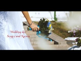 Wedding day Sergey and Ksenia