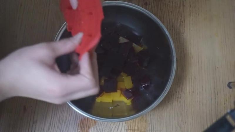 [나단] 직접 레고를 만들어서 쌓아보았다 (LEGO JELLY)