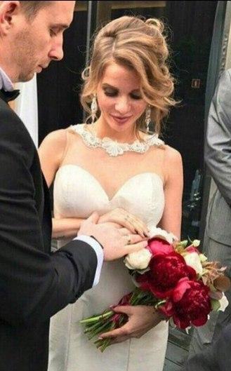 Свадьба саши гозиас и кости