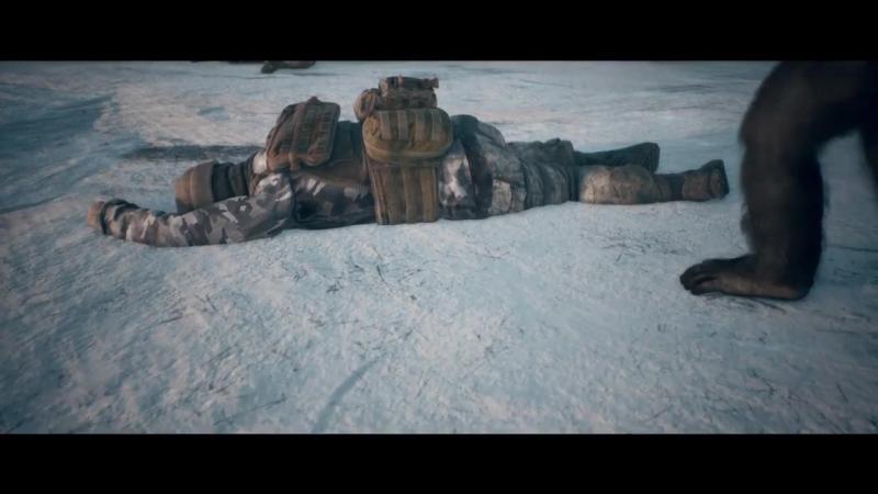 ТРУ КОНЦОВКА. ПЛАНЕТА ОБЕЗЬЯН ● Planet of the Apes: Last Frontier 7 на русском языке!