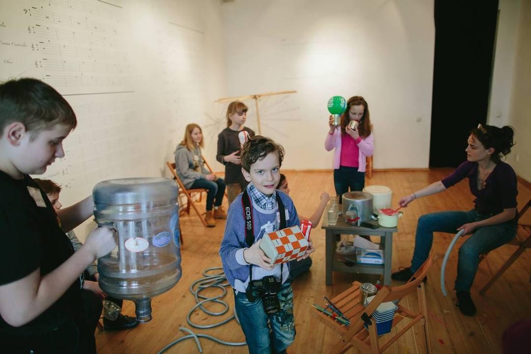 Набор в детскую кино-театральную студию (9+)