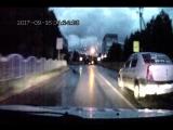 Сотрудники ГИБДД г.Сыктывкара, применив огнестрельное оружие, задержали нетрезвого водителя
