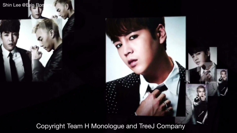 Team H Monologue album (photoshooting_Wow!)