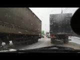 Жесть на окружной дороге в Ярославле