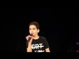 Алекс Азатян с песней «Uptown Funk» — победитель Российских и международных конкурсов, ученик школы вокала Сергея Пенкина