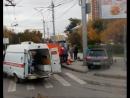 Авария с пострадавшими у ДК «Строитель»