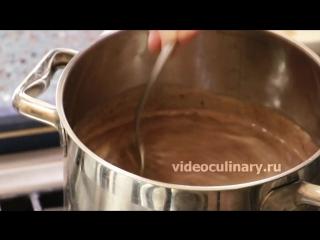Шоколадный заварной крем Рецепт Бабушки Эммы mp4 смотреть онлайн без регистрации