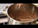 Шоколадный заварной крем Рецепт Бабушки Эммы mp4