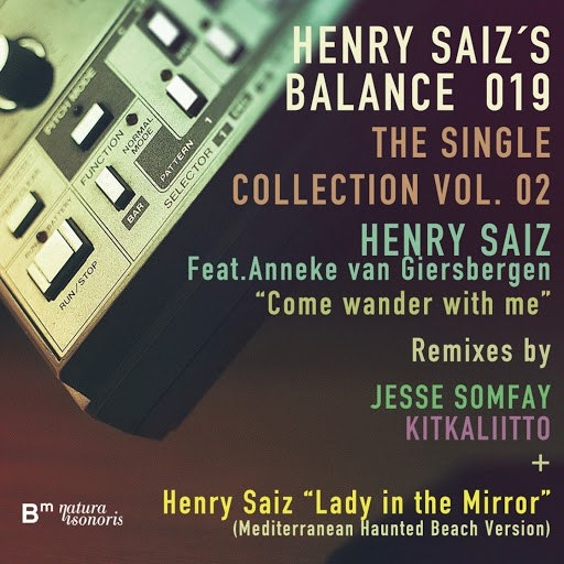 Henry Saiz альбом Balance 019 The Single Collection, Vol. 2 EP