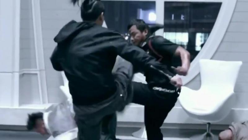 S.P.L. Звезды судьбы 2 Тони Джаа и Джеки Ву Джинг против Макс Джан/ Tony Jaa and Jackie Wu Jing vs Max Zhang