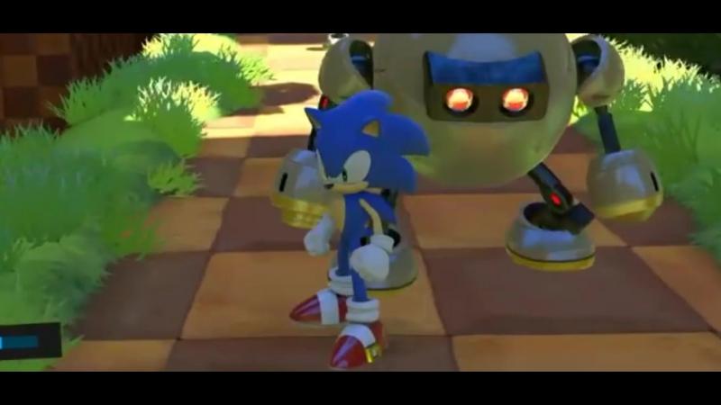 Sonic arabskoe salto