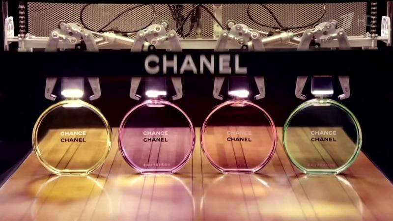 Реклама Chanel Chance Eau Vive Шанель Шанс о Вив - Боулинг