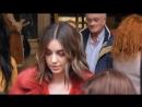 Аделаида Кейн Дризелла на Парижской неделе моды 05 03 18