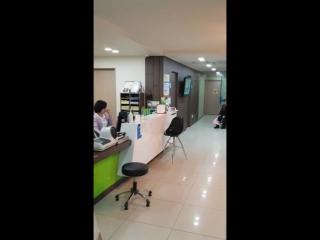 болеем. больничка в Корее.