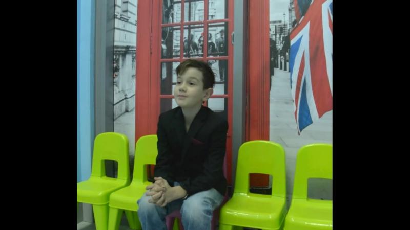 I can speak English (Svyatoslav)