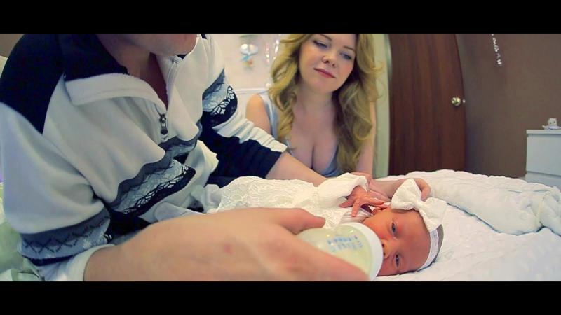 Самая красивая выписка из родильного дома перинатальный центр Новосибирск Видеосъемка в роддоме смотреть онлайн без регистрации
