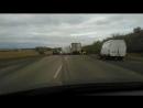 Жесткая авария на трассе г. Салават г. Стерлитамак
